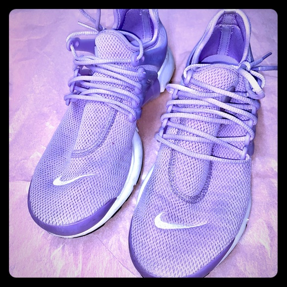 Nike Shoes | Lavender Nike Presto